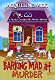 Barking Mad at Murder (Frankie Chandler, Pet Psychic Mysteries Book 1)