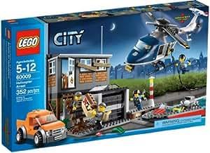LEGO City Set #60009 Helicopter Arrest