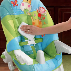 Amazon Com Fisher Price Discover N Grow Ez Clean High
