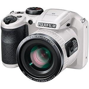 Fujifilm 16303337 16.2 Megapixel Finepix(r) S6800 Digital Camera (white)
