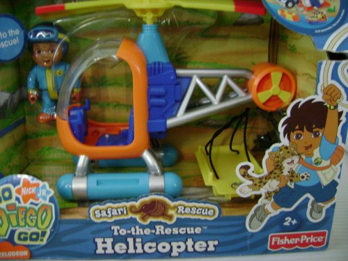 Go Diego Go To-the-Rescue Helicopter - Buy Go Diego Go To-the-Rescue Helicopter - Purchase Go Diego Go To-the-Rescue Helicopter (Fisher Price, Toys & Games,Categories)