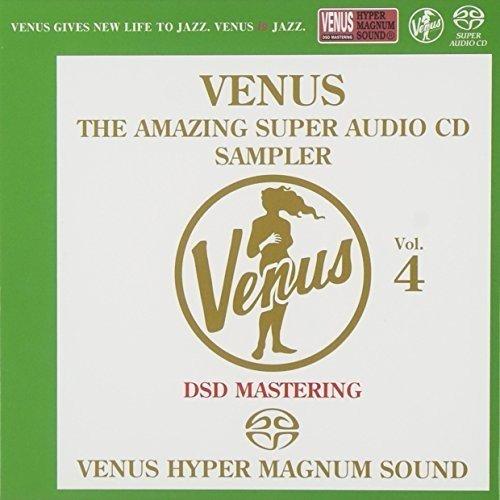 SACD : Venus Amazing SACD Sampler Vol.4 (Japan - Import)