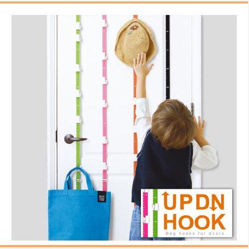 UP DN HOOK ファッション雑貨 アップ&ダウンフック 1SIZE