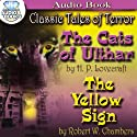 Classic Tales of Terror (       UNABRIDGED) by H. P. Lovecraft, Robert W. Chambers Narrated by Ashley Bogert, James Mio