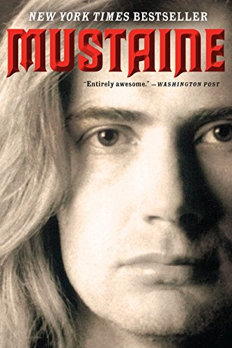 Mustaine: A Heavy Metal Memoir