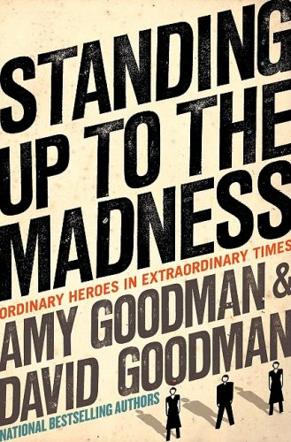 Standing Up to the Madness: Ordinary Heroes in Extraordinary Times, Amy Goodman, David Goodman