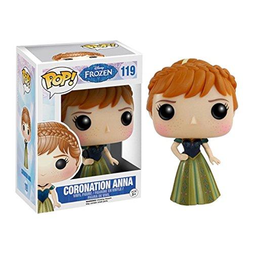 Toy - POP - Vinyl Figure - Frozen - Series 2 - Coronation Anna (Disney)
