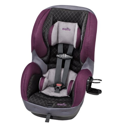Discover Bargain Evenflo SureRide DLX Convertible Car Seat, Sugar Plum