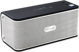 Rokono® (B20) BASS+ Portable Stereo Bluetooth Lautsprecher für iPhone / iPad / iPod / MP3 Player / Tablet-PC / Notebook (Schwarz)
