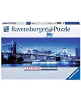 Ravensburger - 15050 - Puzzle - Panorama  - New-York - 1000 pièces