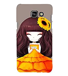 Ebby Premium Printed Mobile Back Case Cover With Full protection For Samsung Galaxy A3 (2015) A300F (Designer Case)