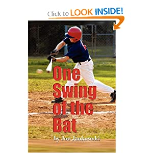 One Swing of the Bat: A Christian Novel (For Middle Grade Readers) by