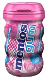 Mentos Gum Big Bottle Curvy, Bubble F…