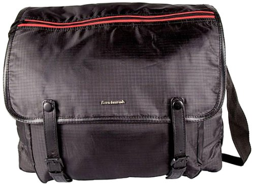 4adadc92fefd Amazon  Fastrack Fabric Black Messenger Bag (A0321NBK01AM)   Rs 948 (50%  OFF)