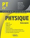Physique PT/PT* Programme 2014