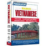 Vietnamese, Basic: Learn to Speak and Understand Vietnamese with Pimsleur Language Programs