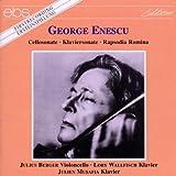 Enescu: Sonata Cello & Piano