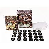 Runes: Unlock the Secrets of the Stones (Miniature Editions)