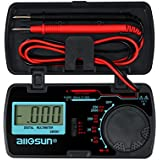 all-sun Autorange Digital Multimeter Automotive AC DC OHM Volt Tester Pocket Size DMM