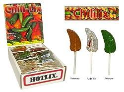 Hotlix Chili Lix Sucker from Hotlix