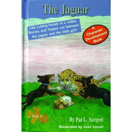 Amazon.com: The Jaguar (Barney the Bear Killer