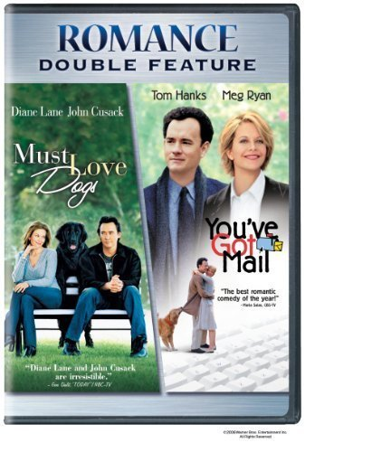 Must Love Dogs / You've Got Mail (Romance Double Feature) by Warner Home Video by Various