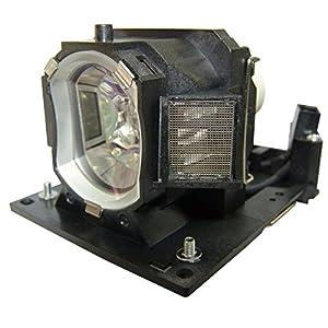 Lutema DT01251-L02 Hitachi DT01251 CPAW251LAMP Replacement LCD/DLP Projector Lamp (Premium)