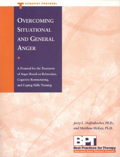 Overcoming Situational and General Anger: A Protocol for the Treatment of Anger Based on Relaxation, Cognitive Restructu