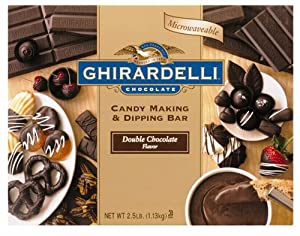 Ghirardelli Chocolate Candy Making Dipping Bar