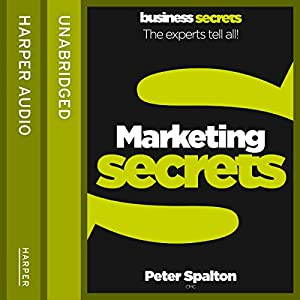 Marketing Secrets Audiobook
