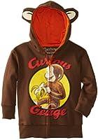 Curious George Little Boys' Costume Fleece