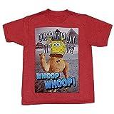 Nickelodeon Spongebob Boy's Hump Day Whoop T-shirt