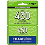 Tracfone 450 Minutes Days Service
