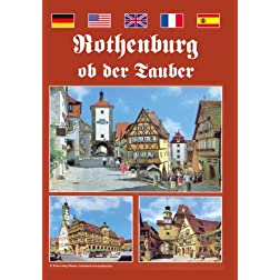 Rothenburg on the Tauber