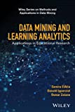 Handbook of Data Mining and Learning Analytics (Wiley Series on Methods and Applications in Data Mining)