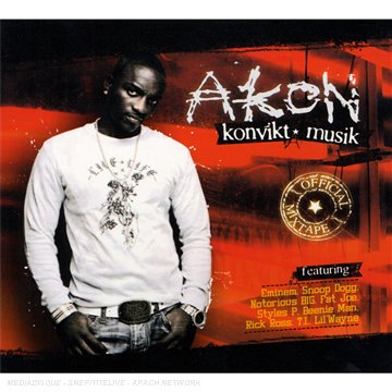 Akon - konvikt musik mixtape - Zortam Music