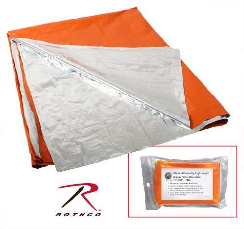 Rothco-Polarshield-Survival-Blanket-OrangeSilver