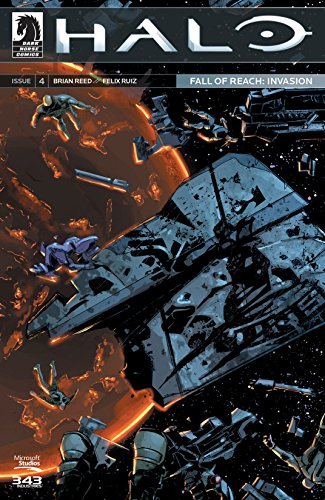 Halo: Fall of Reach -- Invasion #4 PDF