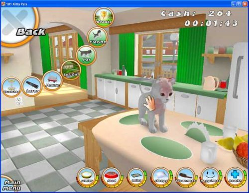 101 Kitty Pets  screenshot
