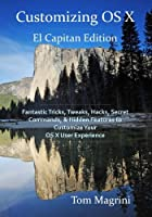 Customizing OS X – El Capitan Edition Front Cover