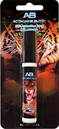 Actacaine Blitz - Male Desensitizer Spray Travel Size 4ml.