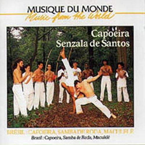 Brésil : capoeira senzala de santos