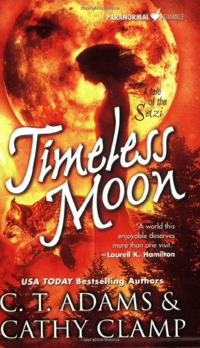 Image of Timeless Moon (Tales of the Sazi, Book 6)