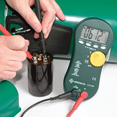Greenlee GT-540 Multi Function Electrical Tester, 1000 Volt