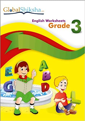 Worksheets Worksheets For Class3 English buy worksheets for class 3 english book online at low prices in india reviews ratings am