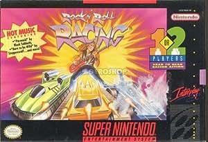 RockNRoll Racing - Nintendo Super NES
