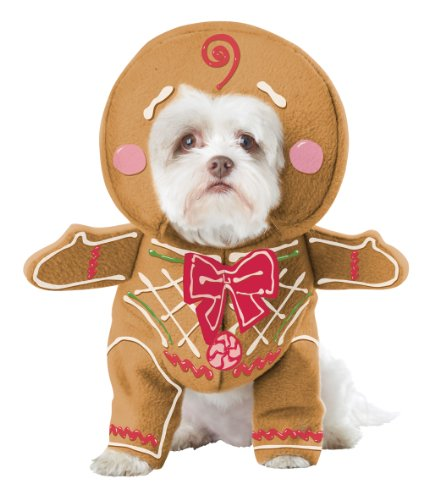 Gingerbread Pup Dog