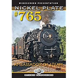 American Trains-Nickel Plate 765-Ambassador of Steam