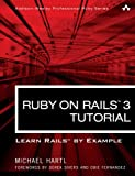 Ruby on Rails 3 Tutorial: Learn Rails by Example (Addison-Wesley Professional Ruby)
