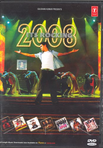 2008 Its Rocking (DVD) (Songs Compilation/Audio Cd/Soundtrack/Indian Music/Hindi Music/Foreign Music))